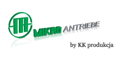 Mikroantriebe by KK Produkcja. Microgears, Wormgears, Micromotors and RC Equipment.
